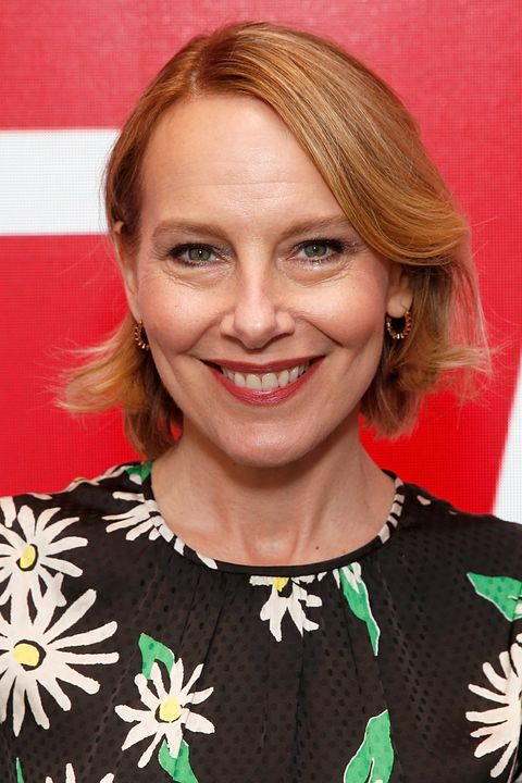 new york, new york march 05 amy ryan attends sag aftra amy ryan foundation conversations at robin williams center on march 05, 2020 in new york city photo by dominik bindlgetty images