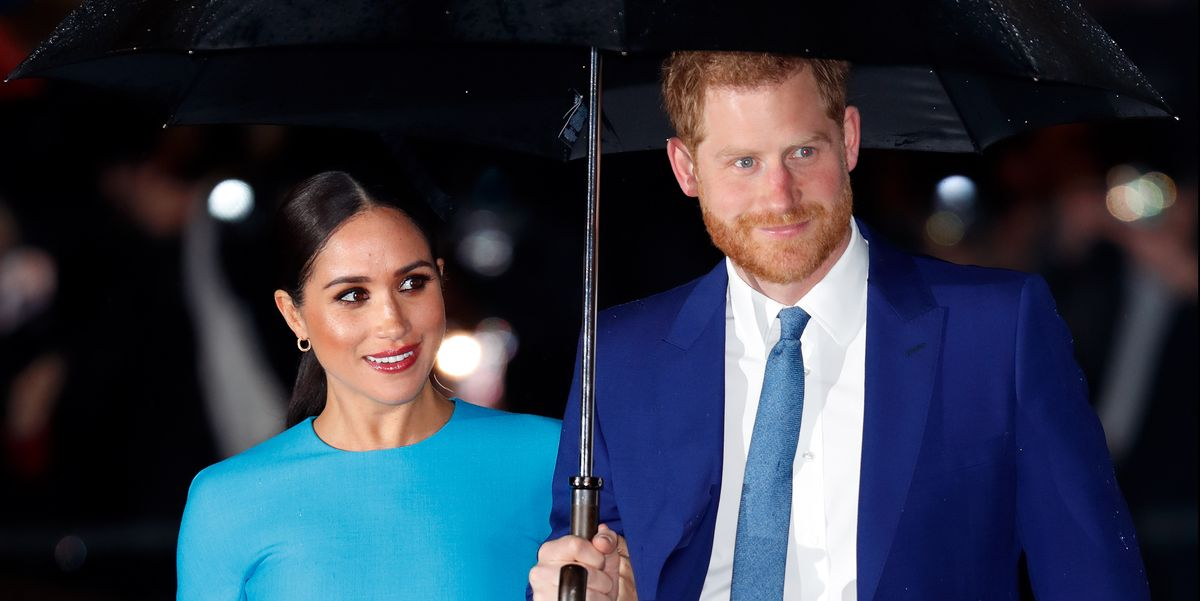 """Windsor Castle Staff Have Reportedly """"Stripped"""" Meghan and Harry's Remaining Belongings from Frogmore Cottage"""