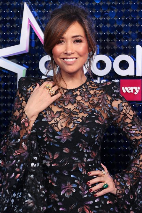 london, england   march 05  myleene klass attends the global awards 2020 at eventim apollo, hammersmith on march 05, 2020 in london, england photo by mike marslandwireimage