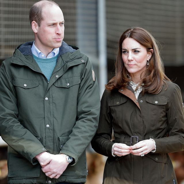 dublin, ireland   march 04 embargoed for publication in uk newspapers until 24 hours after create date and time prince william, duke of cambridge and catherine, duchess of cambridge visit the teagasc animal  grassland research centre in grange, county meath on march 4, 2020 near dublin, ireland the duke and duchess of cambridge are undertaking an official visit to ireland at the request of the foreign and commonwealth office photo by max mumbyindigogetty images