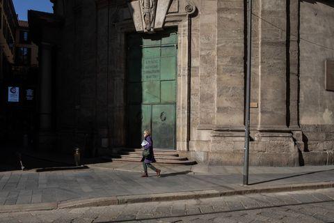 Italy Quarantines Entire Lombardy Region To Slow COVID-19 Spread