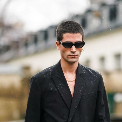 Gafas De Sol Rectangulares Off White Versace Y Gucci Tienen Los Mejores Modelos Para Hombre
