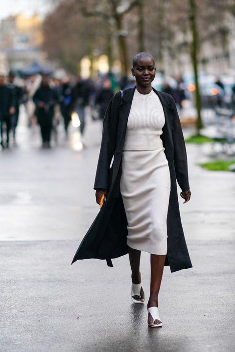 come indossare il cappotto di lana inverno 2021