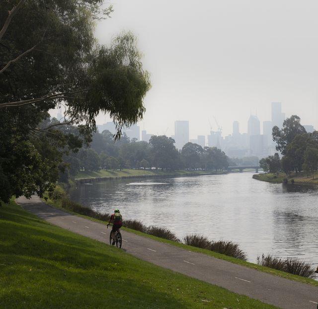smog fietsen