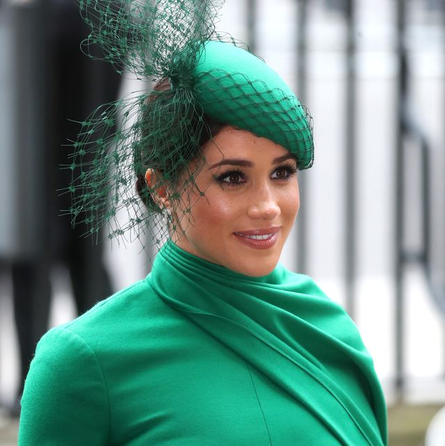 london, england   march 09 meghan, duchess of sussex attends the commonwealth day service 2020 at westminster abbey on march 09, 2020 in london, england the commonwealth represents 24 billion people and 54 countries, working in collaboration towards shared economic, environmental, social and democratic goals photo by chris jacksongetty images