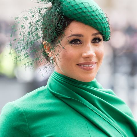 london, england   march 09  meghan, duchess of sussex attends the commonwealth day service 2020 on march 09, 2020 in london, england photo by samir husseinwireimage