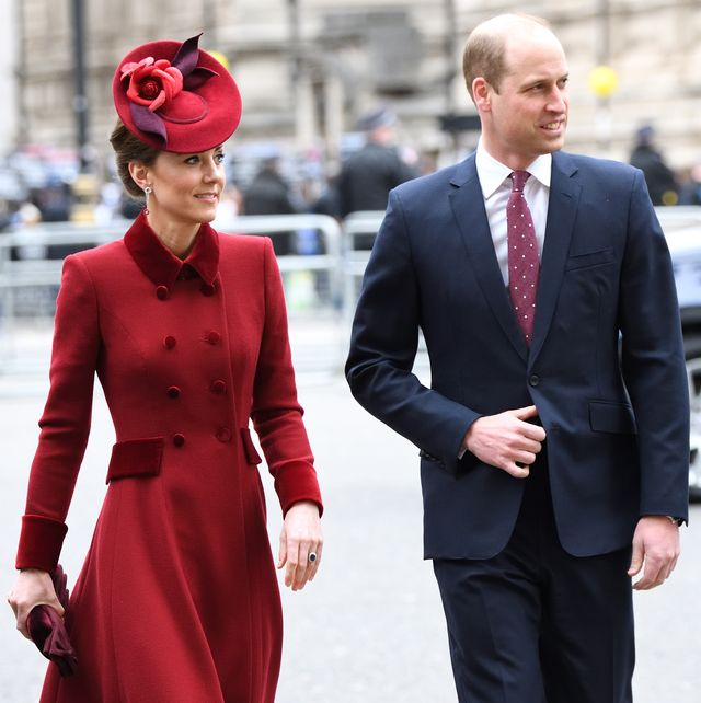 london, england   march 09 prince william, duke of cambridge and catherine, duchess of cambridge attend the commonwealth day service 2020 at westminster abbey on march 09, 2020 in london, england photo by karwai tangwireimage