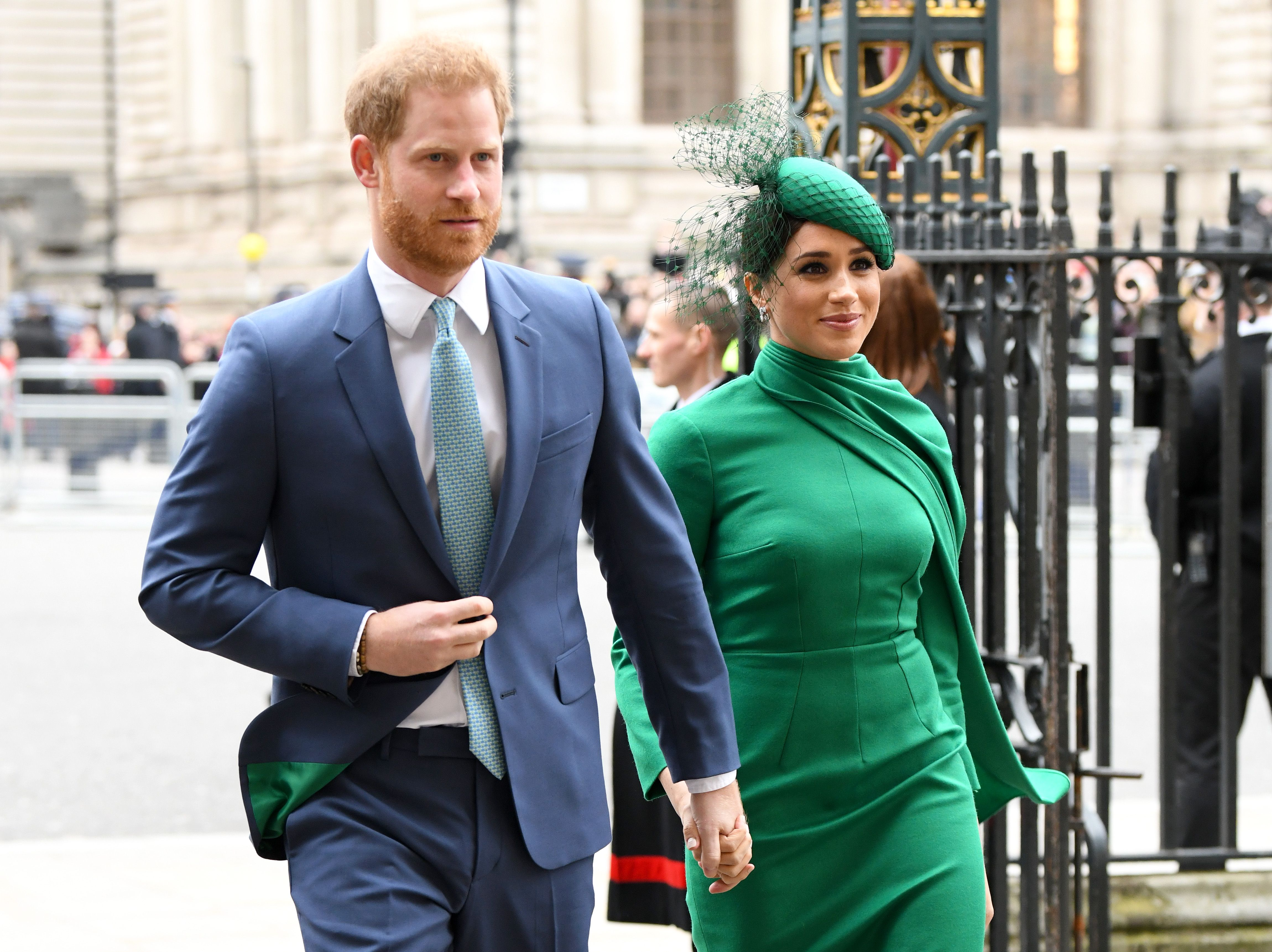 Prince Harry and Meghan Markle Reportedly Plan to Christen Lilibet in California