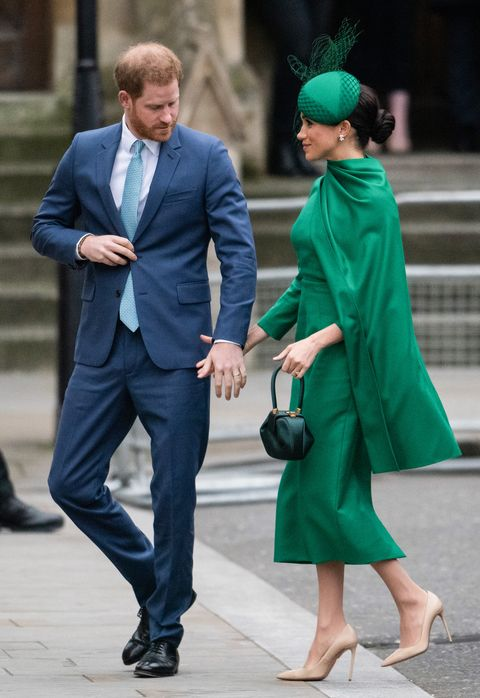 Meghan Markle and Prince Harry's Cutest Moments