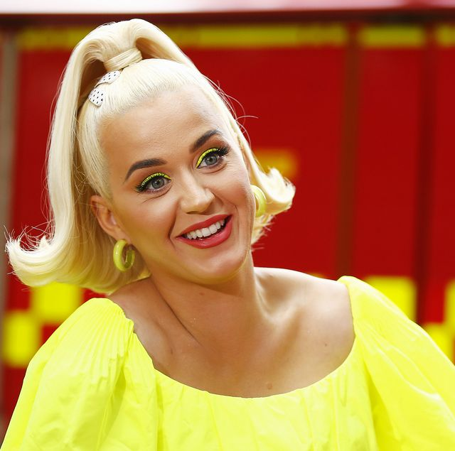 bright, australia   march 11 katy perry speaks to media on march 11, 2020 in bright, australia the free fight on concert was held for for firefighters and communities recently affected by the devastating bushfires in victoria photo by daniel pockettgetty images