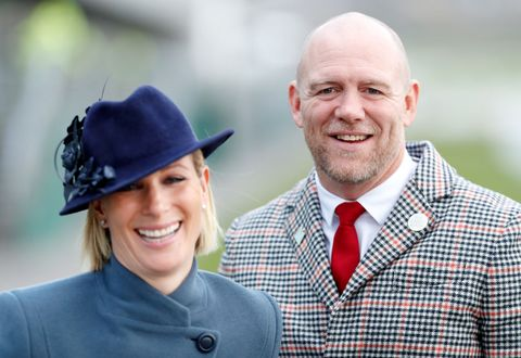 mike tindall shares hilarious home schooling photo
