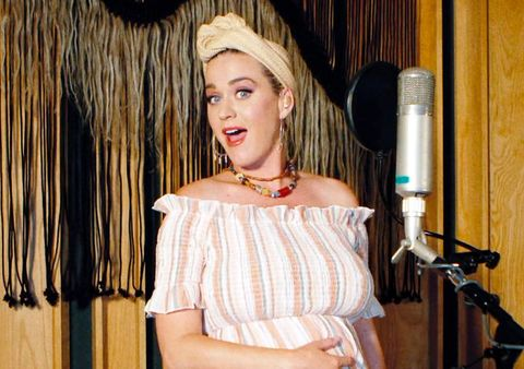 unspecified   may 09 in this screengrab, katy perry performs during shein together virtual festival to benefit the covid 19 solidarity response fund for who powered by the united nations foundation on may 09, 2020 photo by getty imagesgetty images for shein