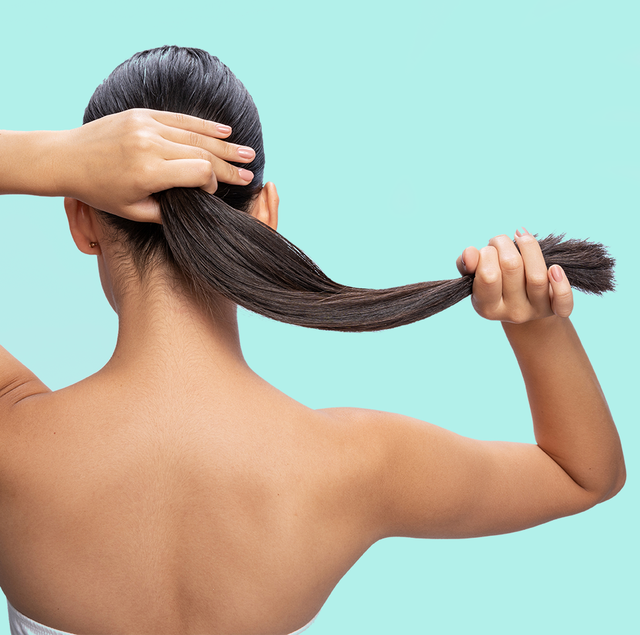 how to get rid of split ends