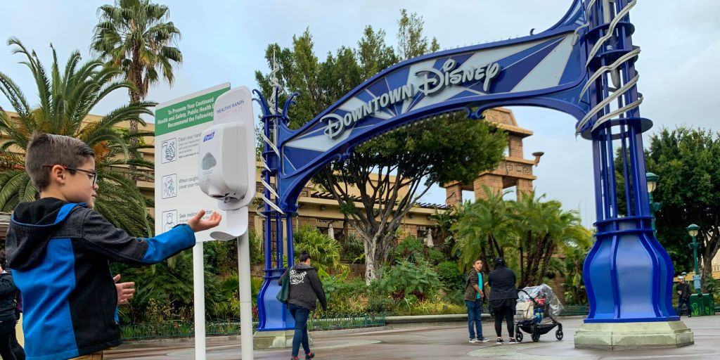 The Downtown Disney District Is Reopening Next Week—Here's What to Expect