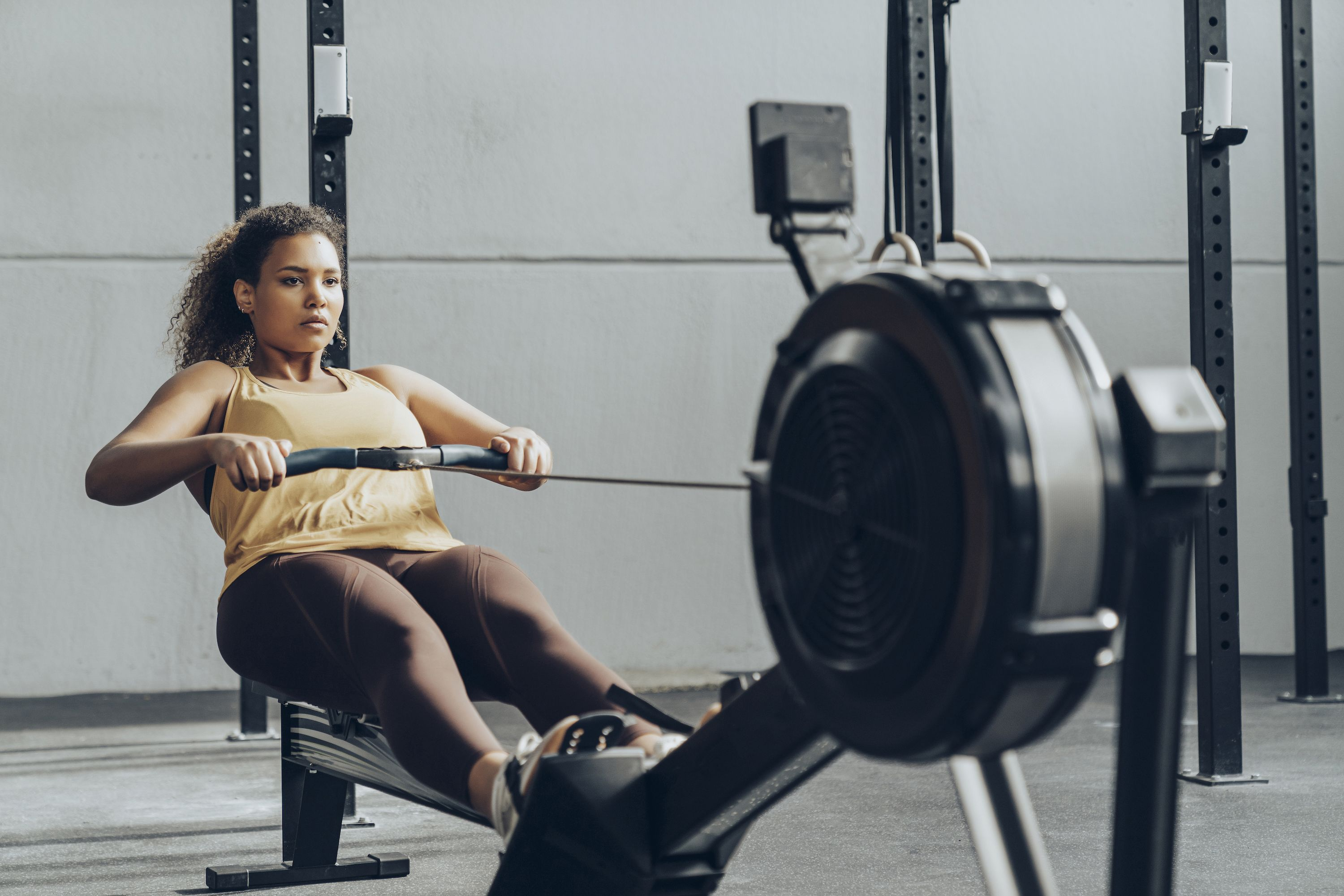 11 Rowing Machine Workouts - From 10 to 60 Minutes & Beginner to Advanced