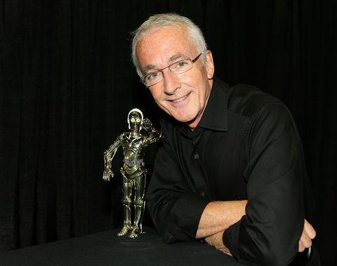 Anthony Daniels C-3PO