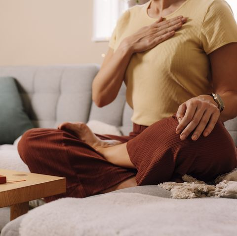 try these breathing exercises to reduce pain