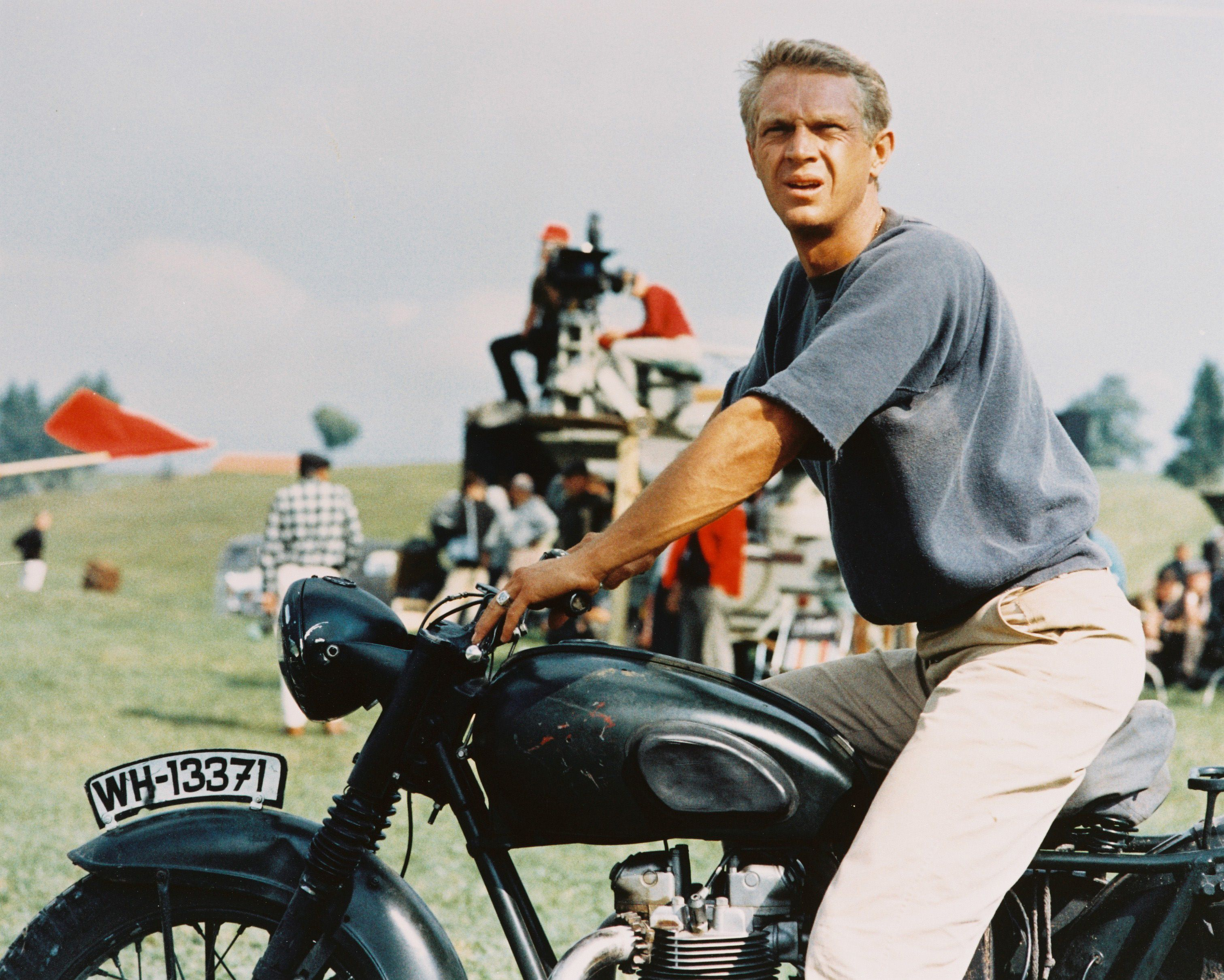 Hollywood Legend Steve McQueen Is Getting The Biopic Treatment