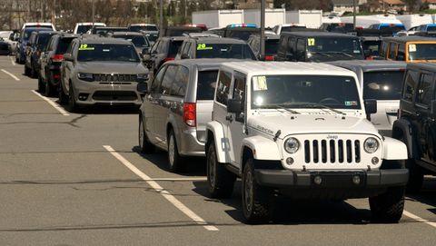"Car Dealership In Pennsylvania Ordered Closed By State During Coronavirus Pandemic""n"