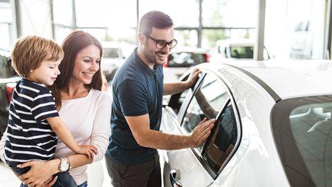 compra vehículo concesionario
