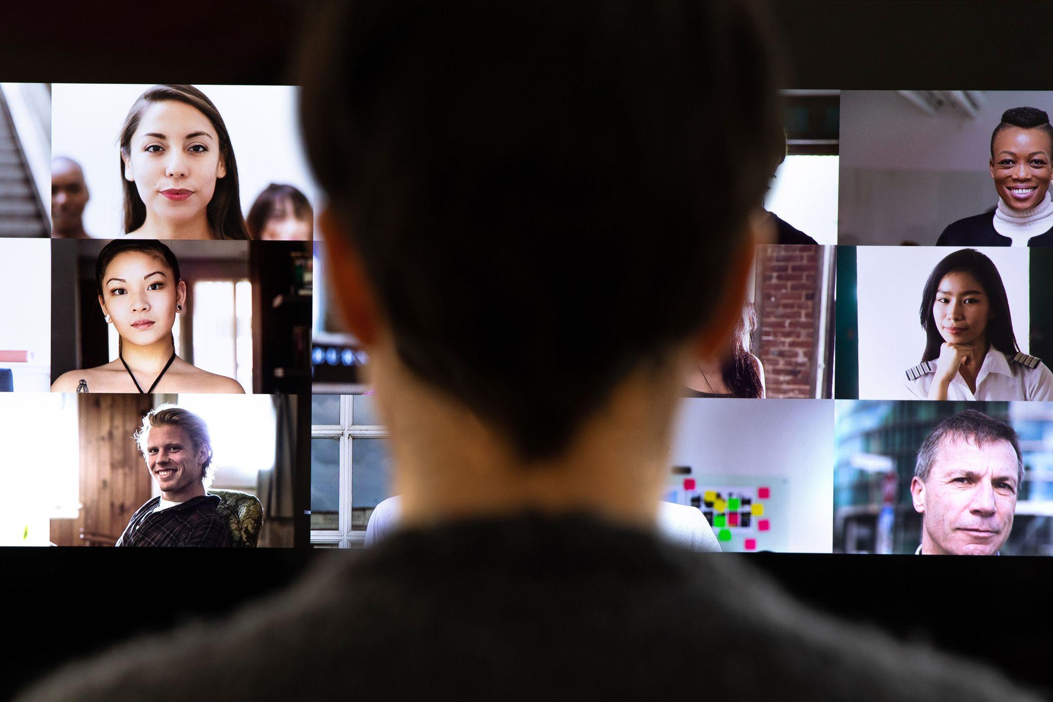 Perché le riunioni in videocall sono più faticose di quelle in carne ed ossa