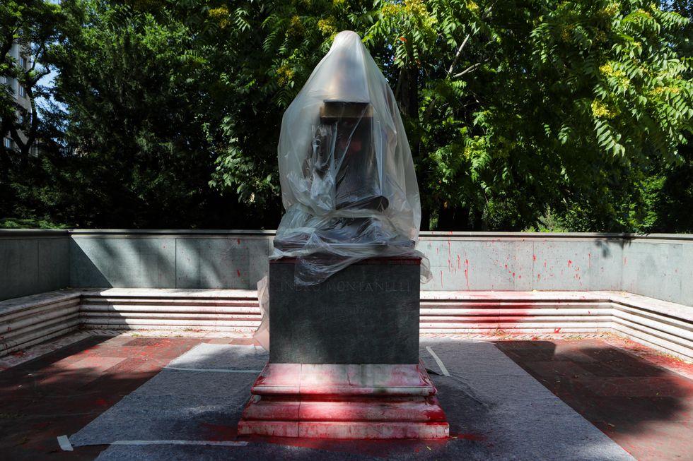 Che senso hanno le statue, oggi?
