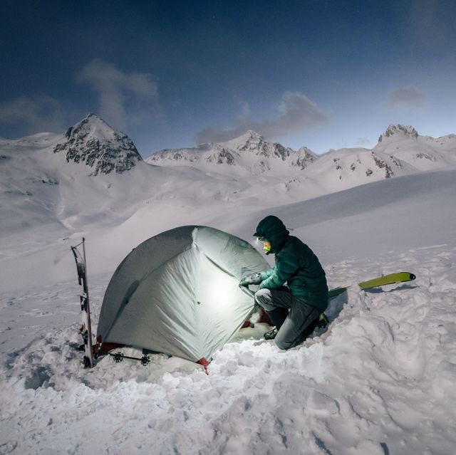 The Best Winter Tents for Your Next Snowy Adventure