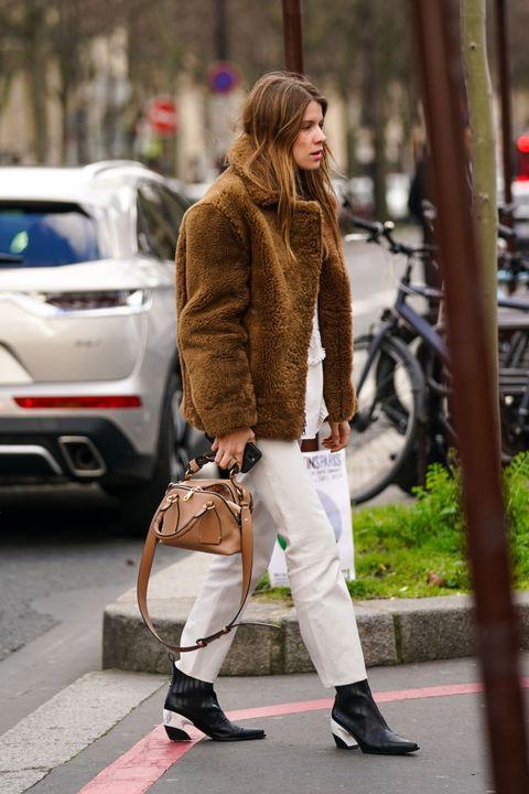 tendenza inverno 2021 cappotto teddy