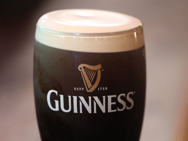 a pint of guinness in paddy cullens pub in dublin ahead of bars re opening in the uk and ireland photo by niall carsonpa images via getty images