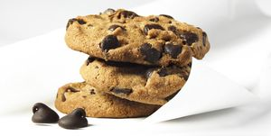 Recept eiwitrijke Chocolate chip cookies