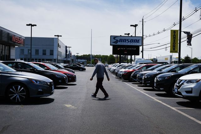dealership inventory new and used impacted by the coronavirus pandemic