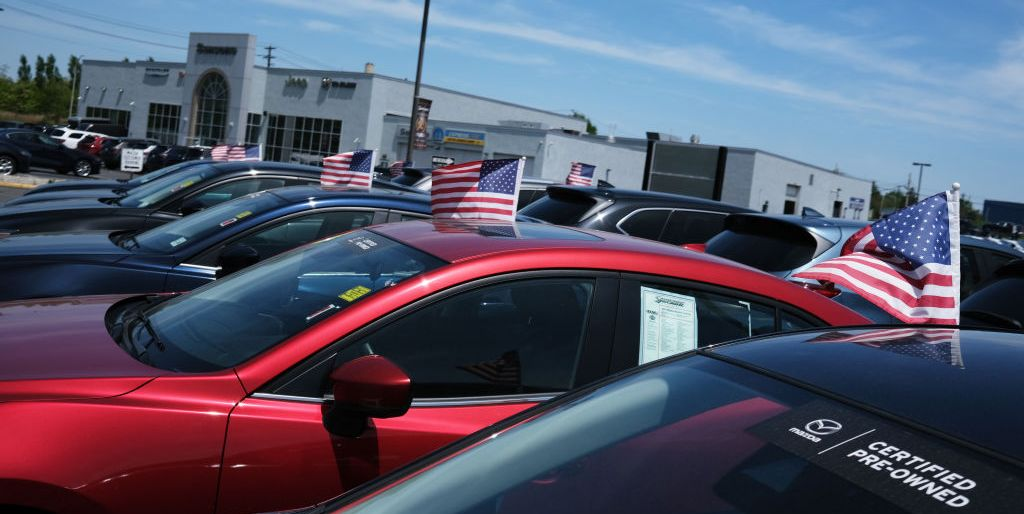 Auto Sales in May Show Slow Recovery as States Reopen