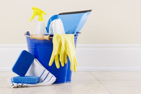 Here's How To Clean Your House More Efficiently