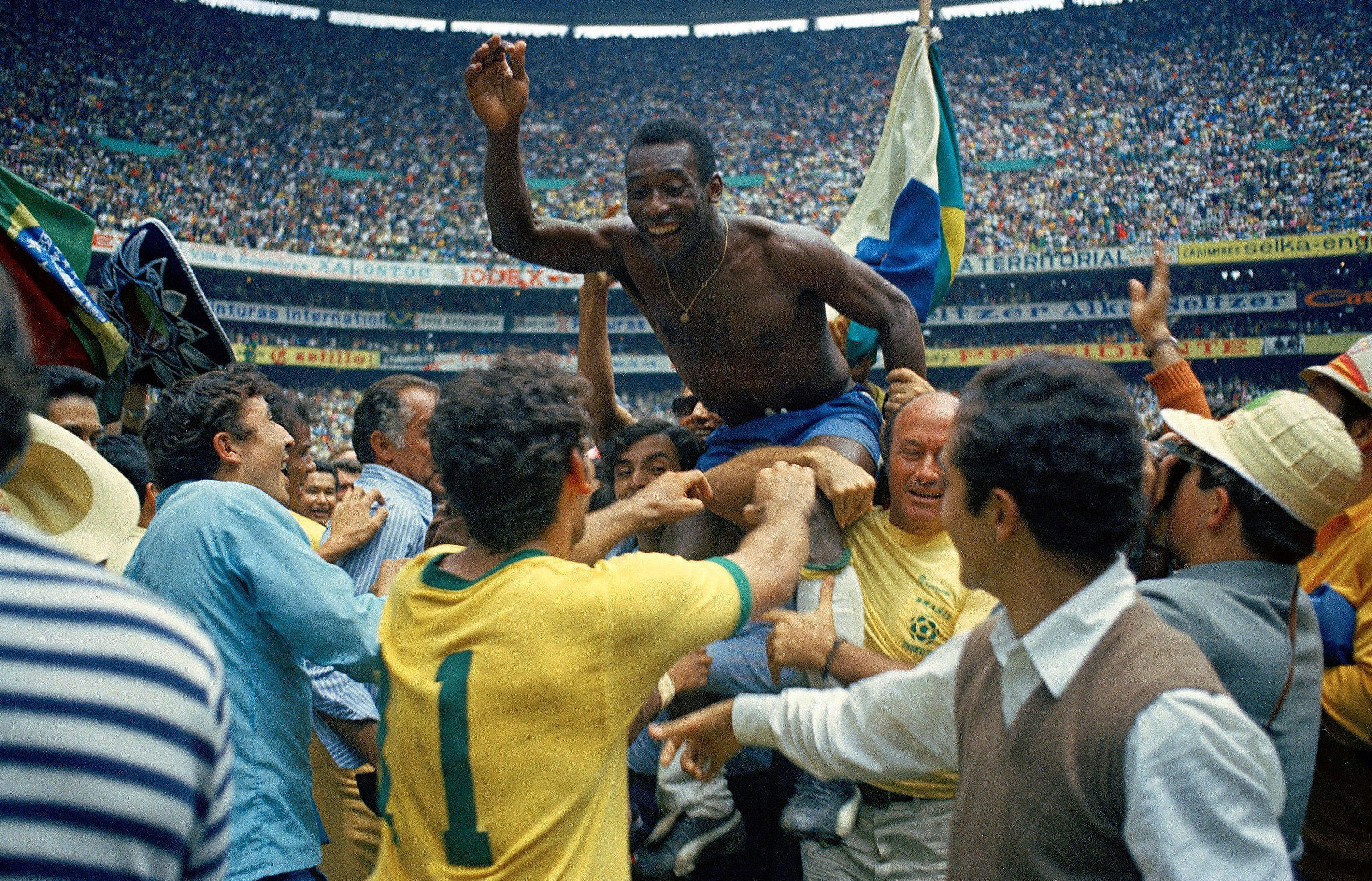 Will Generation Z Forget About Pelé?