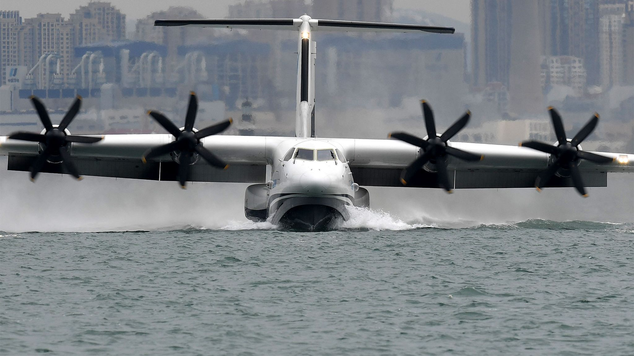 The Rise and Fall (and Rise?) of the Military Seaplane