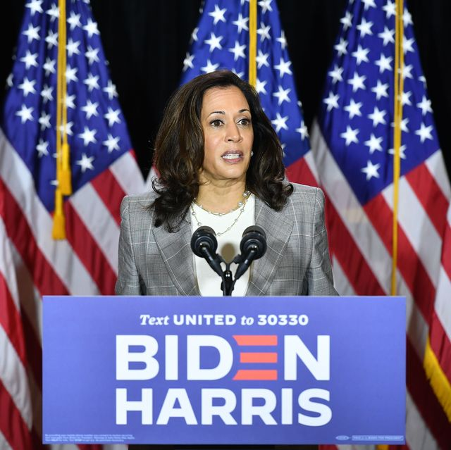 Kamala Harris S First Interview After Vice President Nomination