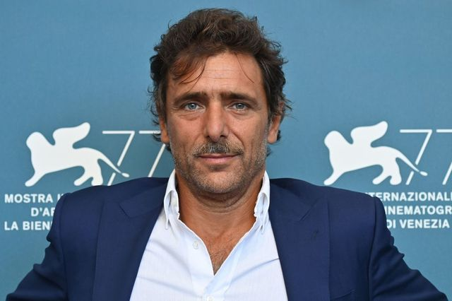 italian actor adriano giannini poses during a photocall for the film lacci presented out of competition on the opening day of the 77th venice film festival, on september 2, 2020 at venice lido, during the covid 19 infection, caused by the novel coronavirus photo by alberto pizzoli  afp photo by alberto pizzoliafp via getty images