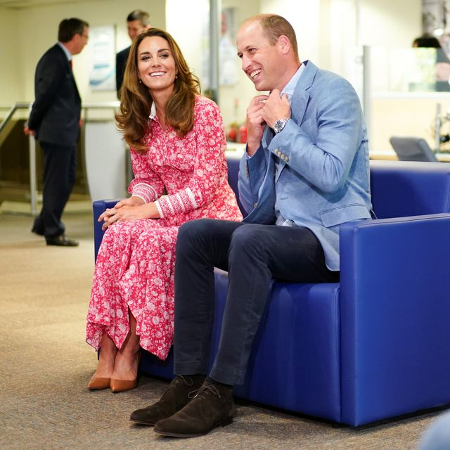 london, england   september 15 prince william, duke of cambridge and catherine, duchess of cambridge speak to people looking for work at the london bridge jobcentre on september 15, 2020 in london, england photo by henry nicholls   wpa poolgetty images