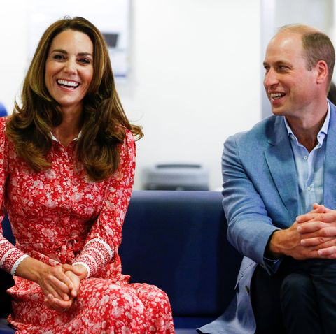 kate middleton and prince william   charlotte and louis' new obsession