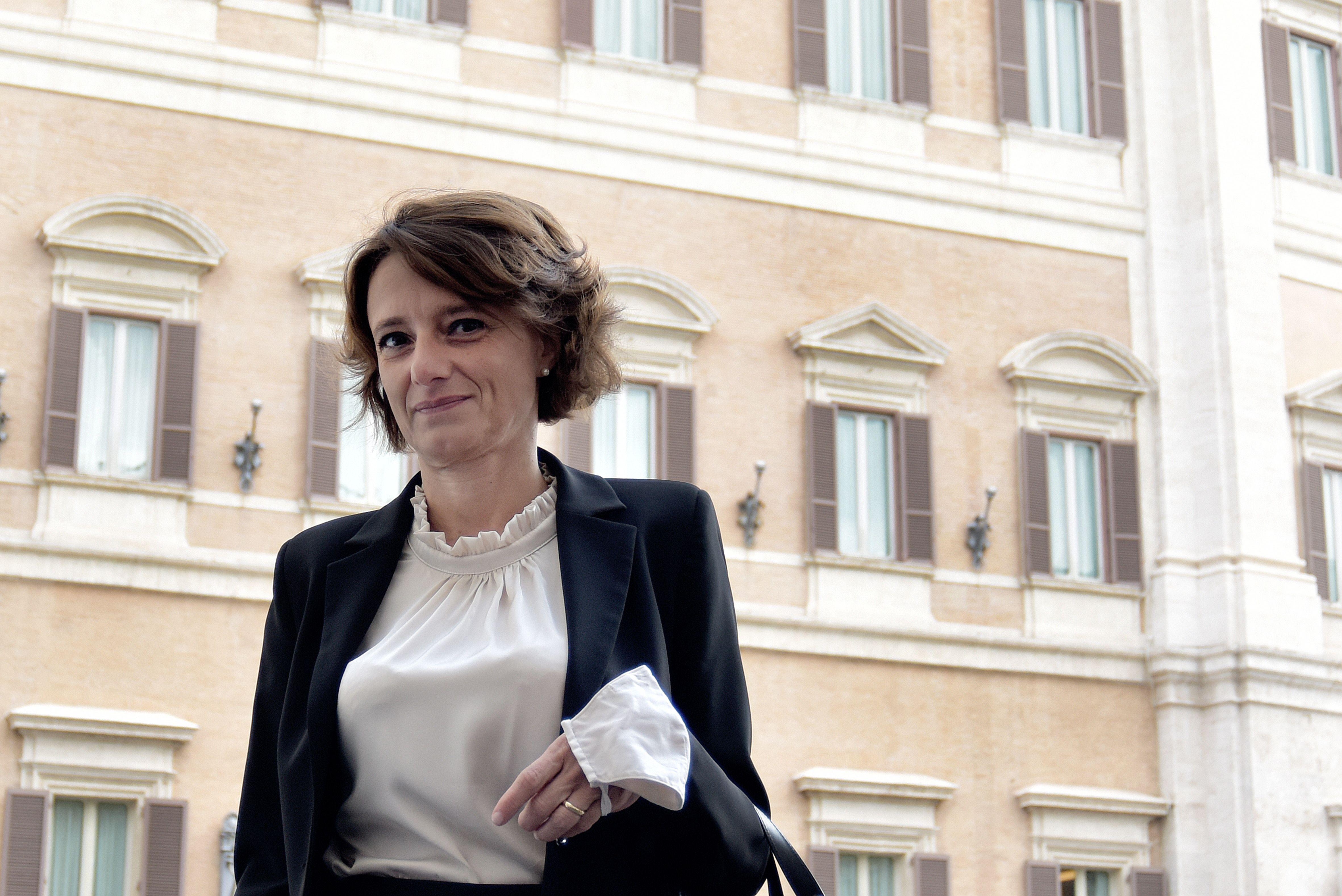 La Ministra Elena Bonetti ha un messaggio per noi/voi/tutte nella Giornata contro la violenza sulle donne