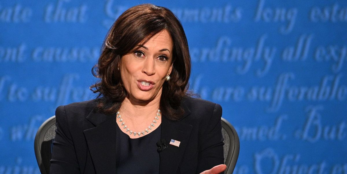 The Real Meaning Behind Kamala Harris Signature Pearl Necklaces Flipboard