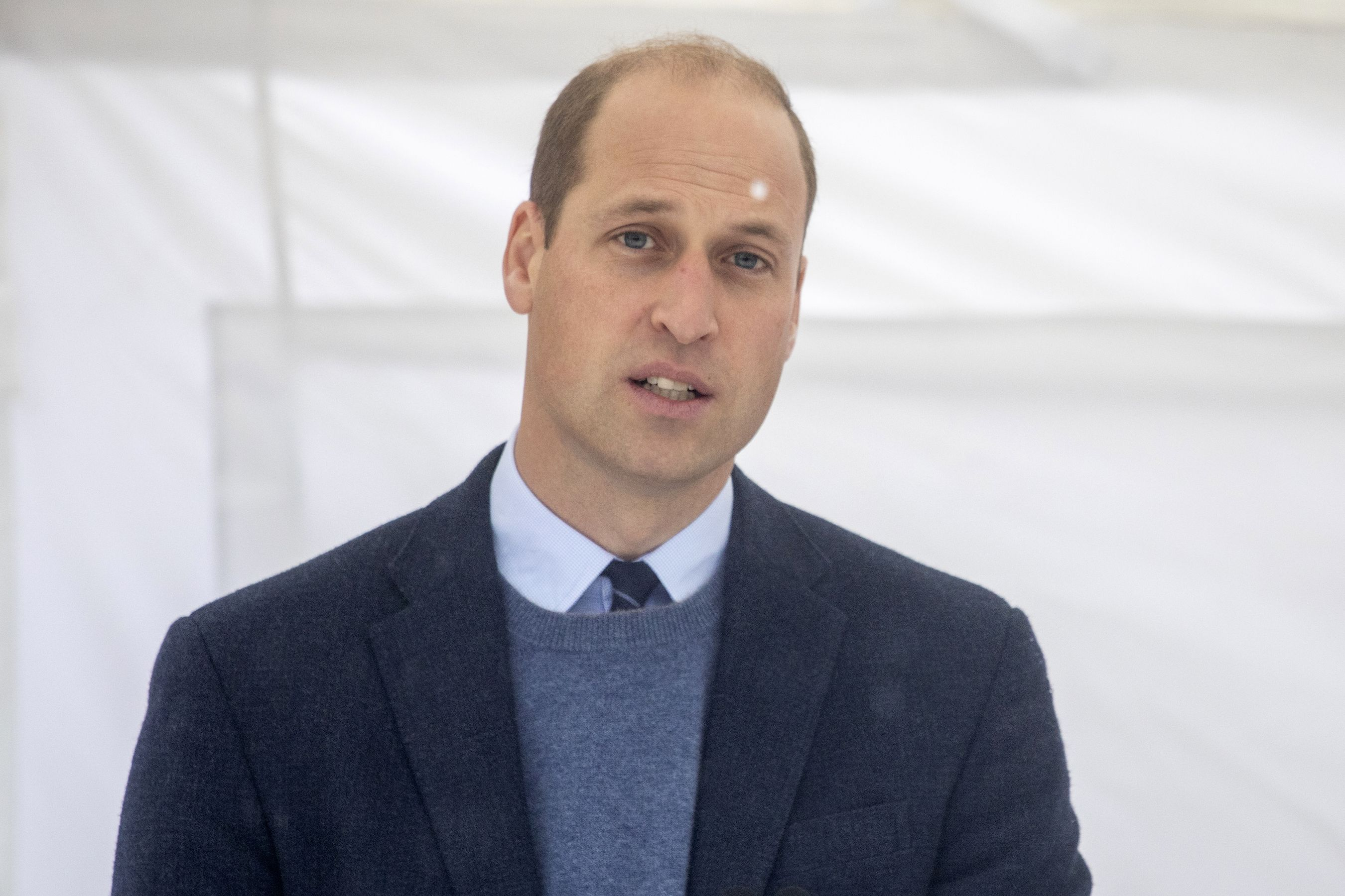Prince William Revealed the Adorable Family Photos He Keeps in His Office