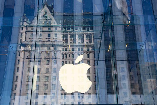 apple logo apple car partner with hyundai reports say