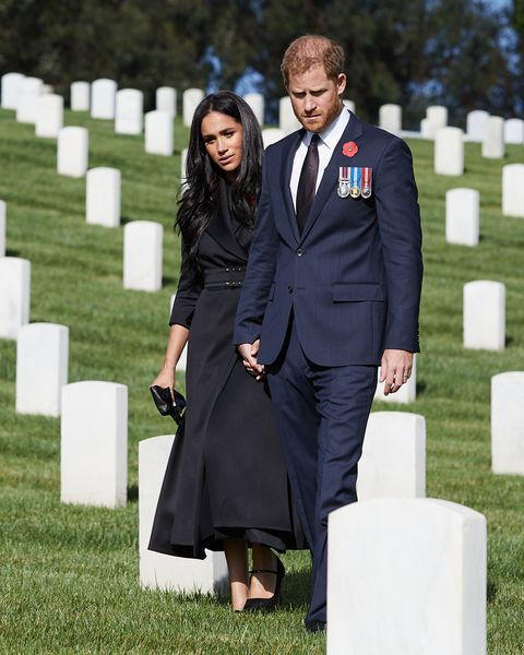 meghan markle remembrance sunday