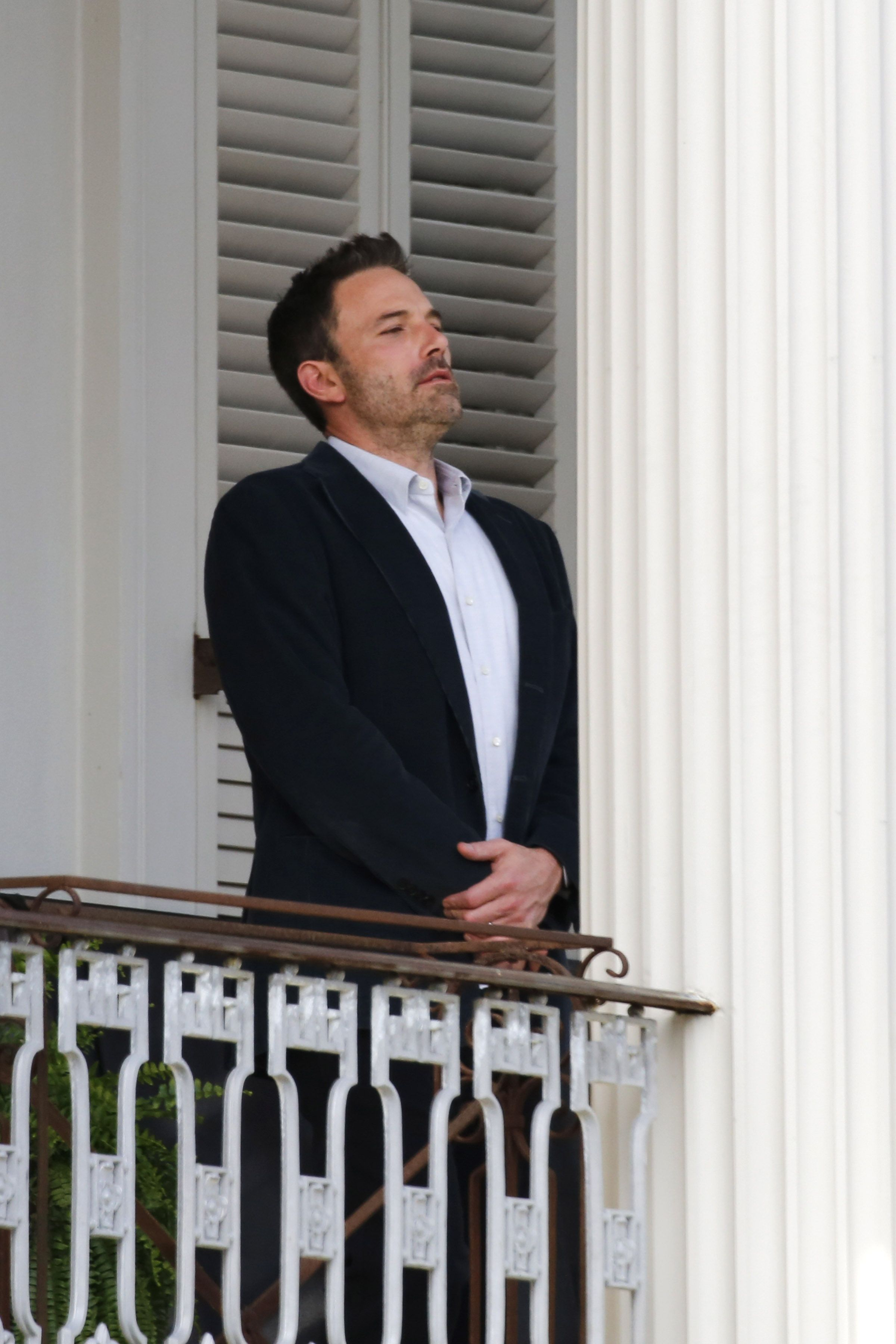Ben Affleck Is the Only Relatable Celebrity