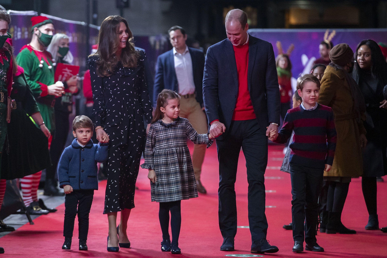 Prince William Spent Father's Day with Prince George & Princess Charlotte at the Run Sandringham Half-Marathon