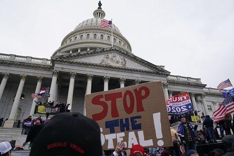 トランプ,暴動,アメリカ,ドナルドトランプ,ワシントン,dc,トランピスト,マスクをしない,議会,米議会議事堂,襲撃