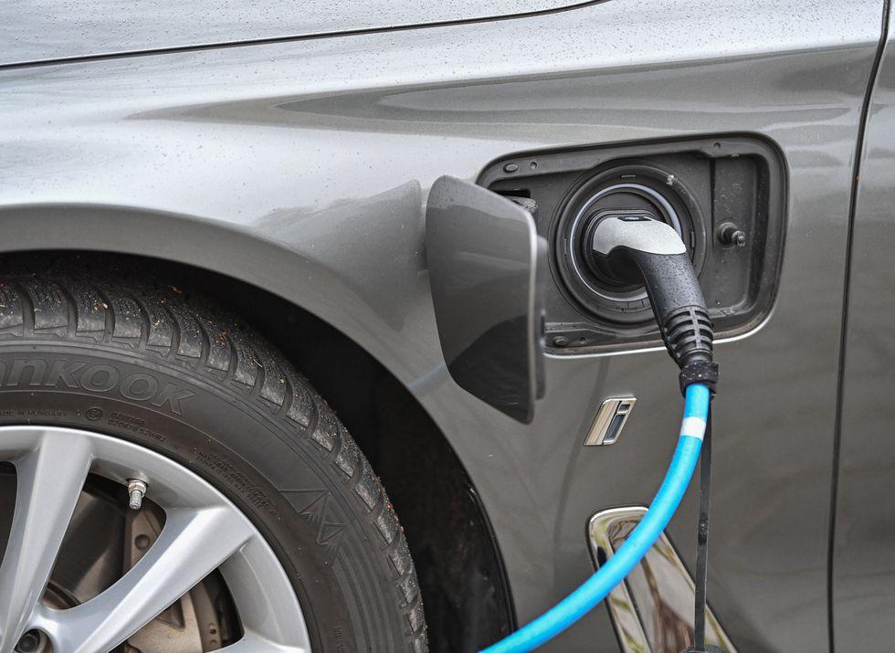 Los vehículos eléctricos podrían representar el 100% de las ventas en Europa en 2035