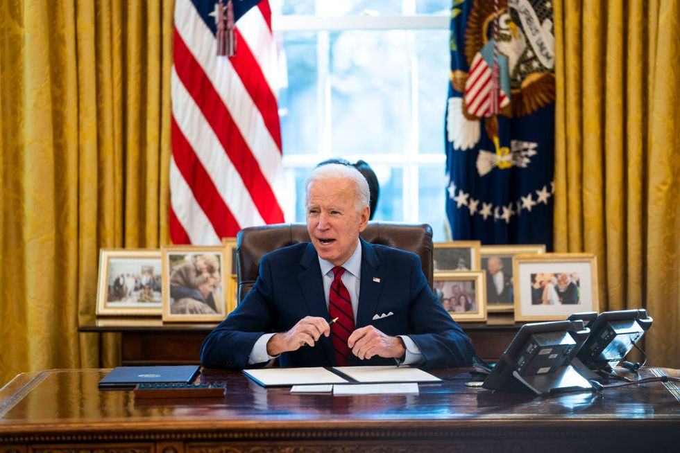 President Biden Signs Executive Order to Address Semiconductor Shortage