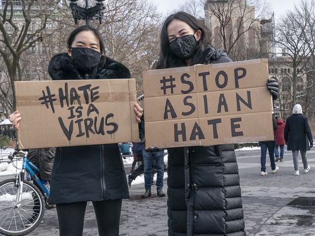 The Stop Asian Hate Movement Is Calling Out Violence Against Asian Americans